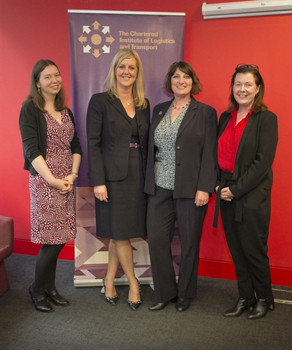 Women in Logistics & Transport Event Thursday 16 May