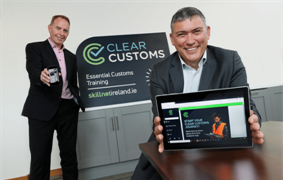 Clear Customs online training platform launches!